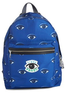 KENZO 'Eyes' Nylon Backpack