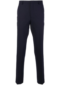 Kenzo fitted tailored trousers - Blue