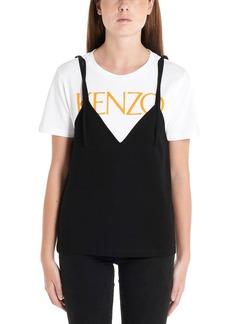 Kenzo high Summer Top
