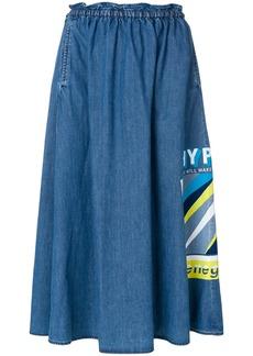 Hyper Kenzo denim skirt