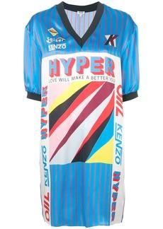 Hyper Kenzo T-shirt dress