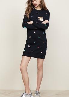 KENZO Icon Sweatshirt Dress