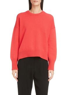 KENZO Intarsia Logo Rib Sweater