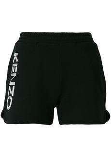 Kenzo Kenzo Logo shorts - Black