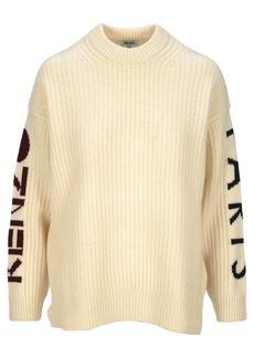 Kenzo Kenzo Paris Thick Wool Jumper