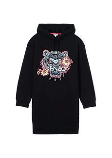 Kenzo Kenzo Passion Flower Sweatshirt Dress