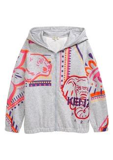 KENZO Kids' Graphic Hoodie (Big Girl, Little Girl, Toddler)