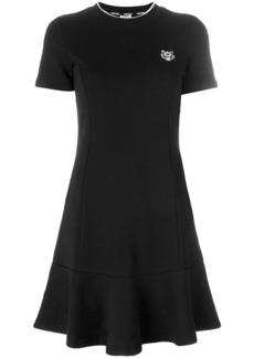 Kenzo Knit Tiger Skater dress
