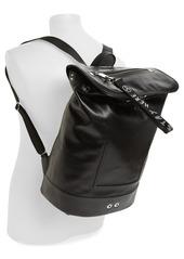 KENZO Leather Backpack