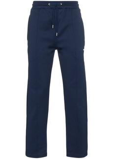 Kenzo Logo Drawstring Waist Track Pants - Blue