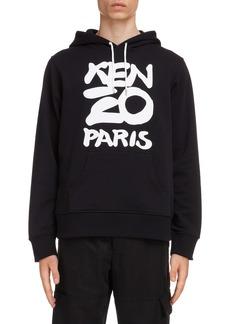 KENZO Logo Hooded Sweatshirt