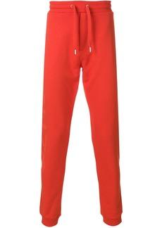 Kenzo logo print track pants - Yellow & Orange