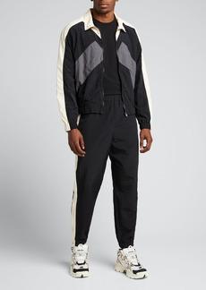 Kenzo Men's Colorblock Sport Track Jacket