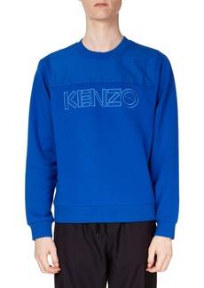 Kenzo Men's Logo-Appliqué Sweatshirt