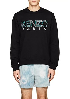 Kenzo Men's Logo-Appliquéd Cotton Sweatshirt