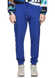 Kenzo Men's Logo Cotton Jogger Pants