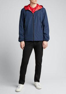 Kenzo Men's Reversible Wind-Resistant Jacket