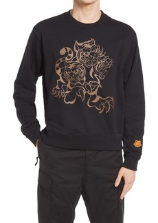 KENZO Men's Tiger Graphic Sweatshirt