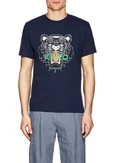 Kenzo Men's Tiger Logo Cotton Jersey T-Shirt