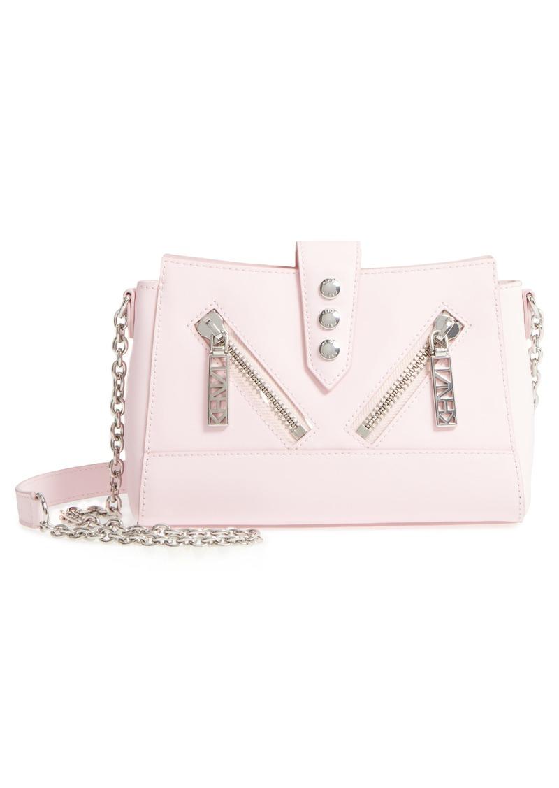 c942f9b4 On Sale today! Kenzo KENZO Mini Kalifornia Leather Shoulder Bag