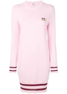 Kenzo Mini Tiger sweater dress