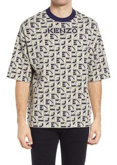 KENZO Monogram Oversize Sweater
