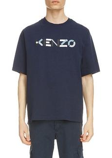 KENZO Multico Logo Graphic Tee