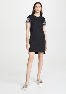 0bb6c9ec834 Kenzo Phoenix Jacquard Long-Sleeve Sweater Dress
