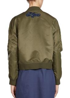 KENZO Nylon Bomber Jacket