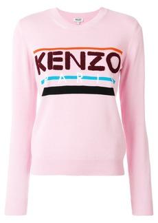 Kenzo Paris intarsia jumper