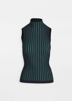 KENZO Pleated Tank Top
