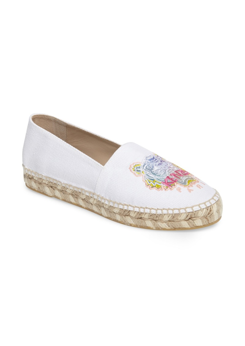 440a6f5c Kenzo KENZO Rainbow Tiger Embroidered Espadrille (Women) | Shoes
