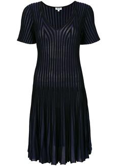 Kenzo ribbed kit dress