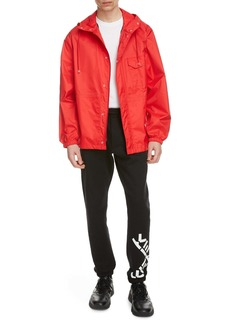 KENZO Scooter Water Repellent Hooded Parka