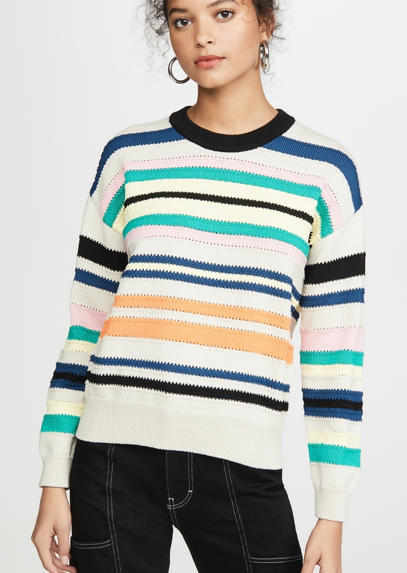 KENZO Seasonal Stripes Sweater