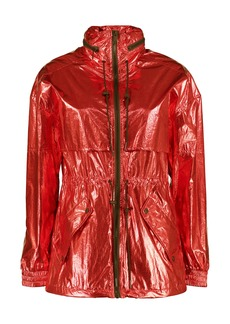 Kenzo Shiny Nylon Windbreaker Jacket