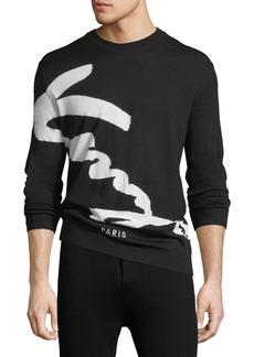 Kenzo Signature Logo Sweater