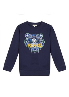 Kenzo Signature Tiger Sweatshirt  Size 2-6