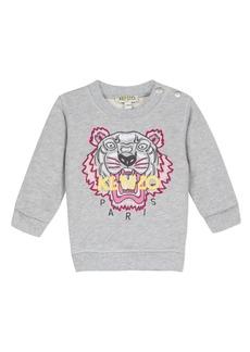 Kenzo Signature Tiger Sweatshirt  Size 6-18 Months