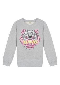 Kenzo Signature Tiger Sweatshirt  Size 8-12