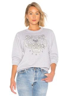 Kenzo Silver Tiger Sweatshirt