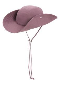 KENZO Snap Brim Hat