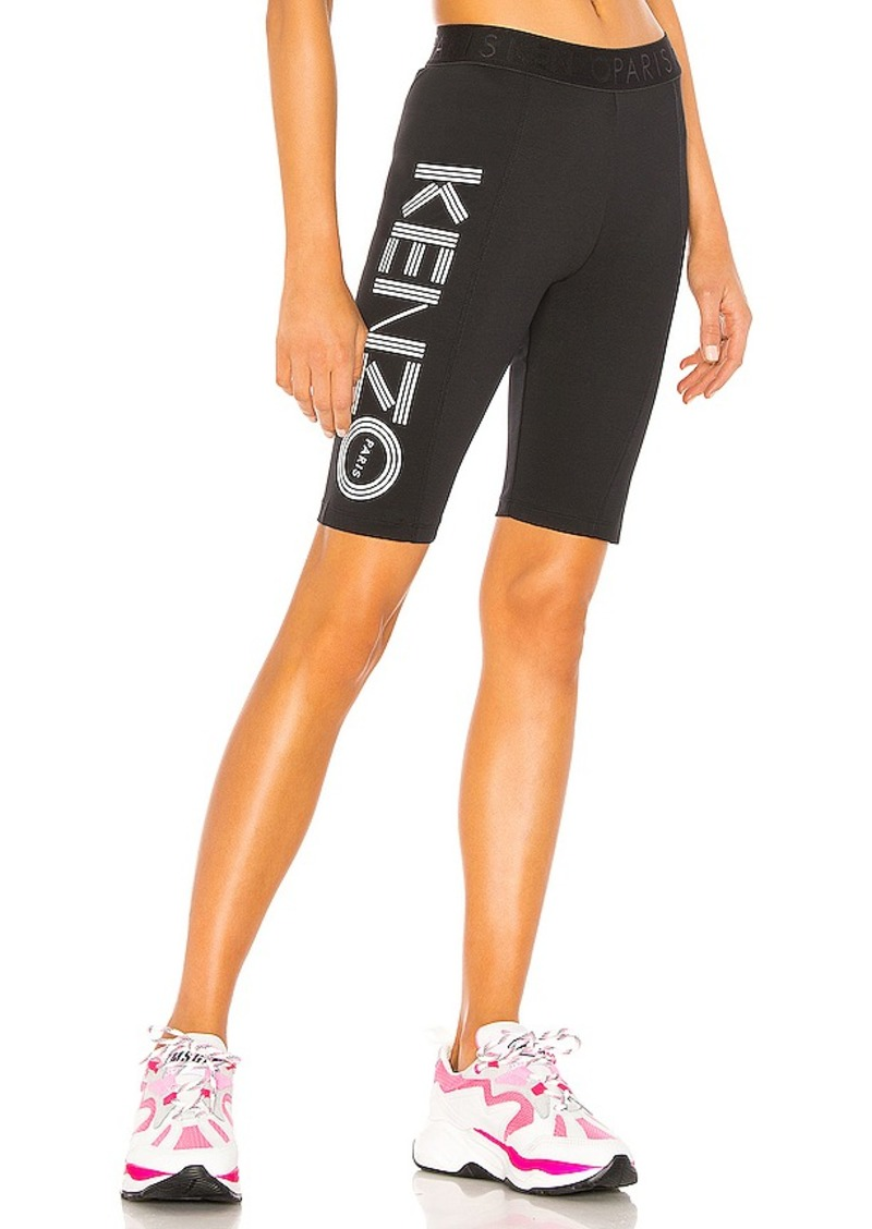 Kenzo Sport Interlock Stretch Short