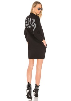 Kenzo Sport Sweater Dress
