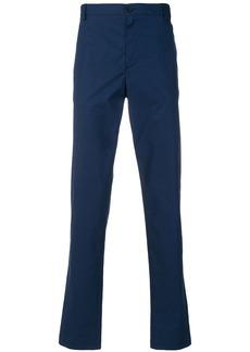 Kenzo straight-leg chinos - Blue