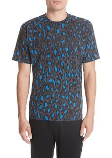 KENZO Straight Leo Print T-Shirt