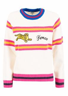 Kenzo Striped Sweater