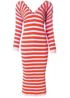 Kenzo striped sweater dress