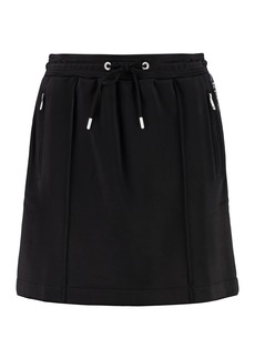 Kenzo Technical Fabric Mini-skirt
