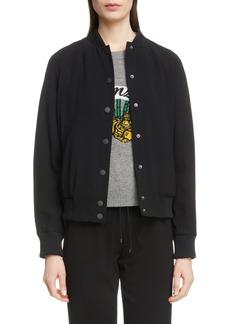 KENZO Teddy Bomber Jacket